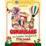 Comunicare in Limba Moderna Italiana clasa a II-a