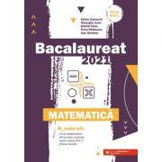 Bacalaureat 2021 - Matematică M_Mate-Info