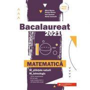 Bacalaureat 2021 - Matematică M_ştiinţele-naturii, M_tehnologic