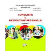 Consiliere și dezvoltare personală - manual pentru clasa a VIII-a