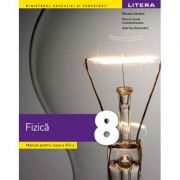 Fizica - Manual pentru clasa a VIII-a - Litera