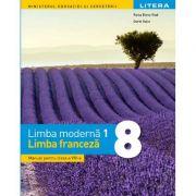 Manual limba franceza clasa a VIII- a L1 - Editura Litera