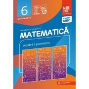 Matematica 2020 - 2021 Consolidare - Algebra - Geometrie - Clasa A VI-A - Semestrul 2 - Avizat M. E. C.