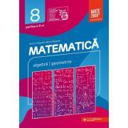Matematica 2020 - 2021 Consolidare - Algebra - Geometrie - Clasa A VIII-A - Semestrul 2 - Avizat M. E. C.