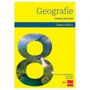 GEOGRAFIE - Clasa a VIII-a - Caietul elevului