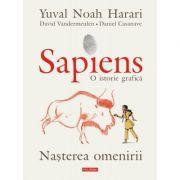 Sapiens. O istorie grafică. Volumul I. Nașterea omenirii