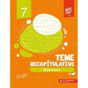 Matematică 2020- 2021 - Teme recapitulative - Clasa a VII-a