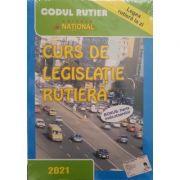 Curs de legislatie rutiera 2021 - pentru obtinerea permisului de conducere auto (TOATE CATEGORIILE) - Bonus: Harta indicatoarelor