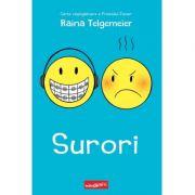 Surori - Raina Telgemeier - miniGrafic