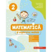 Mate 2021 - Matematică și explorarea mediului. Exerciții, probleme, jocuri, teste de evaluare. Clasa 2 - BERECHET Daniela