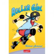 Roller Girl - Victoria Jamieson - miniGrafic