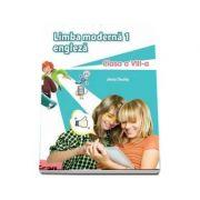 Limba moderna 1. Manual de limba engleza, pentru clasa a VIII-a - Jenny Dooley
