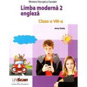 Limba moderna 2 Engleza Clasa a VIII-a manual - Jenny Dooley