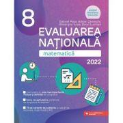 Matematică. Evaluarea Naţională 2022. Clasa a VIII-a
