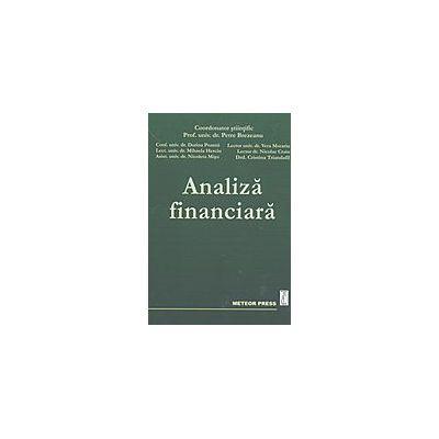 Analiza financiara