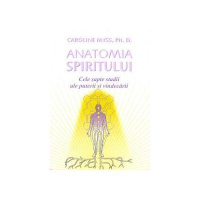 Anatomia Spiritului: Cele sapte stadii ale puterii si vindecarii