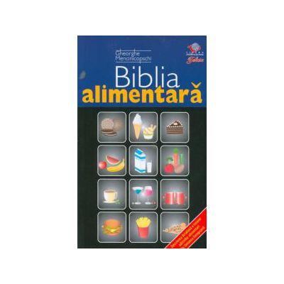Biblia alimentară