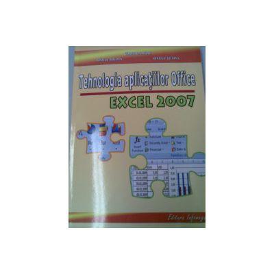 Tehnologia Aplicatiilor Office - Excel 2007