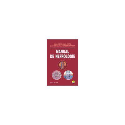 Manual de nefrologie Editie Cartonata