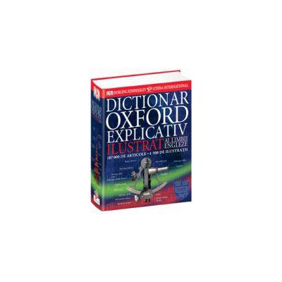 Dictionar Oxford Explicativ Ilustrat al limbii engleze