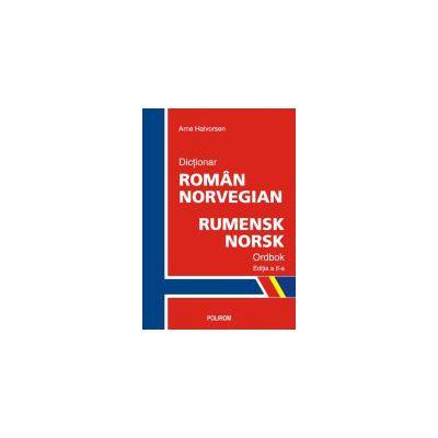 Dictionar roman norvegian