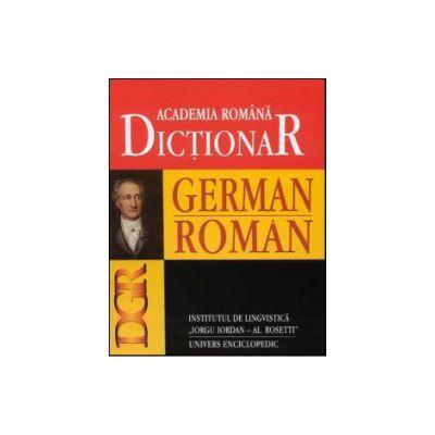 Dictionar German - Roman 200.000 de cuvinte