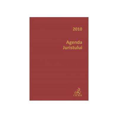 Agenda Juristului 2010