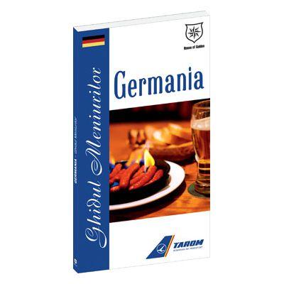 GERMANIA – GHIDUL MENIURILOR