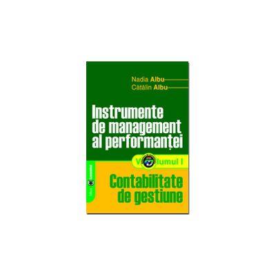 Instrumente de management al performantei vol. I  -  Contabilitate  de gestiune