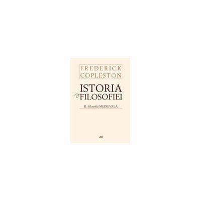ISTORIA FILOSOFIEI  VOL III - FILOSOFIA MEDIEVALA - CARTONAT