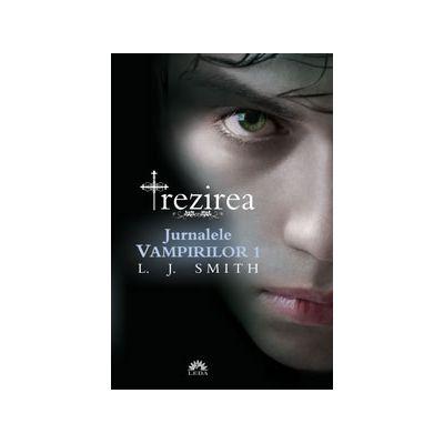 TREZIREA. JURNALELE VAMPIRILOR 1