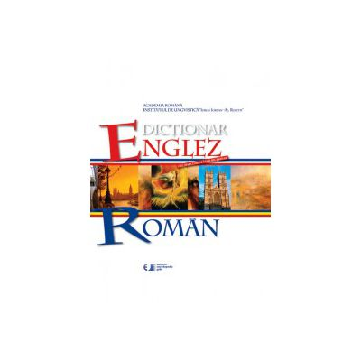 Dictionar Englez - Roman