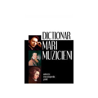 Dictionar de mari muzicieni