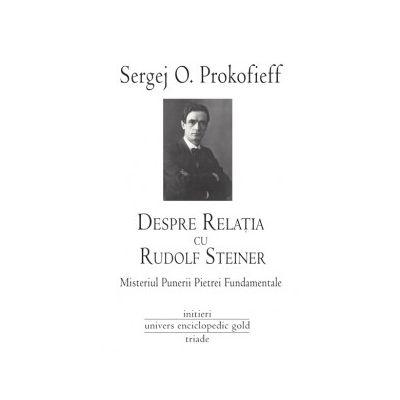 Despre legătura cu Rudolf Steiner