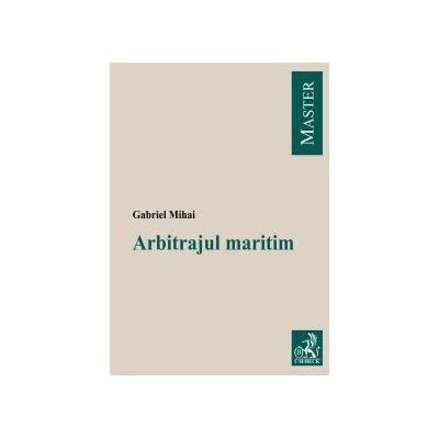 Arbitrajul maritim