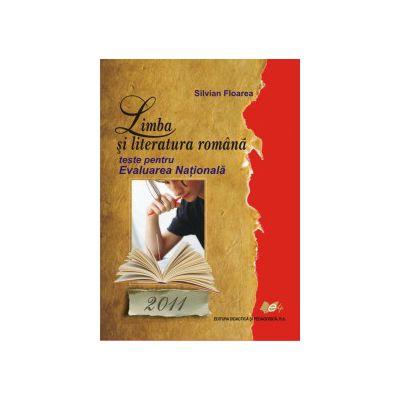 Limba şi literatura română, teste pentru Evaluarea Naţională 2011