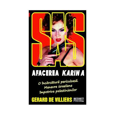 SAS 120: Afacerea Karin A