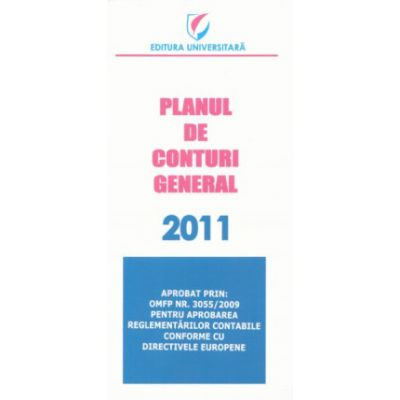 Planul de Conturi General 2011