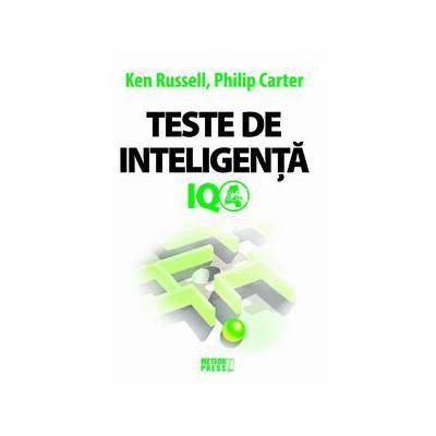 Teste de inteligenta IQ 4