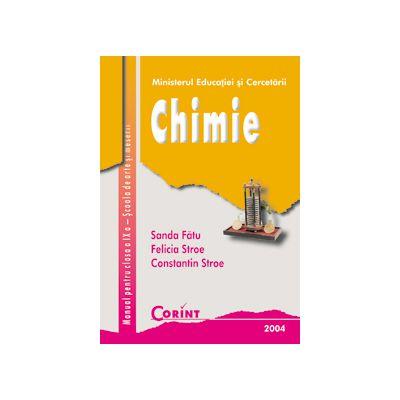 CHIMIE  SAM - Manual pentru clasa a IX-a