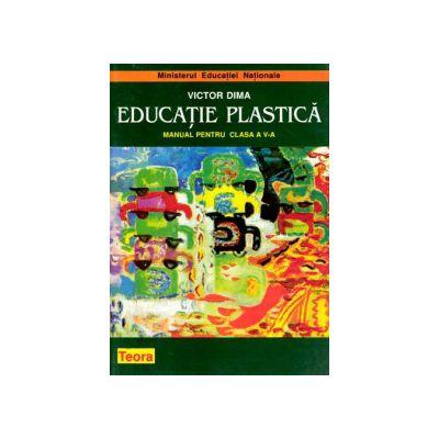 Educatie plastica, manual pentru clasa a V-a
