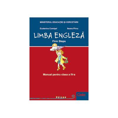 LIMBA ENGLEZA - Manual pentru clasa a IV-a