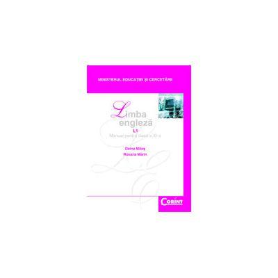 LIMBA ENGLEZA L1 - Manual pentru clasa a XI-a