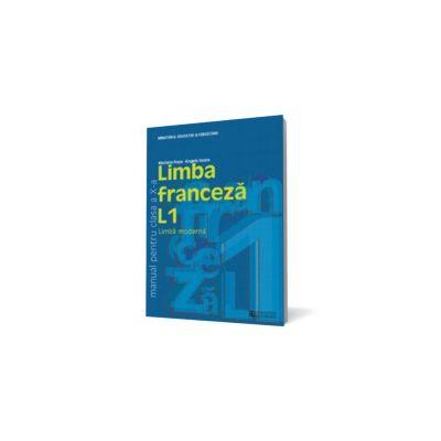 Limba franceză L1. Manual pentru clasa a X-a