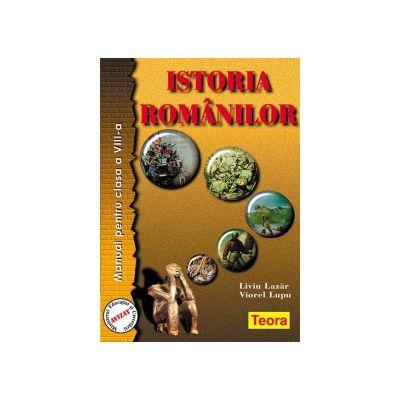 Istorie - Manual pentru clasa a VIII-a
