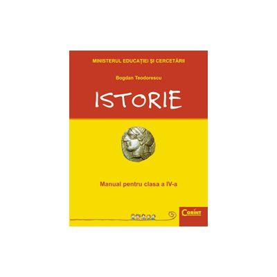 ISTORIE  Teodorescu - Manual pentru clasa a IV-a