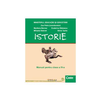 ISTORIE   Zoe Petre - Manual pentru clasa a IV-a