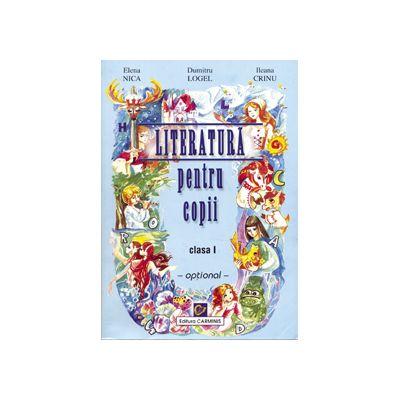 Literatura pentru copii Clasa I  Optional