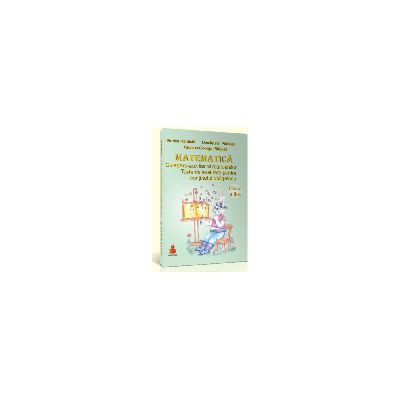 Matematica - Auxiliar clasa a II-a