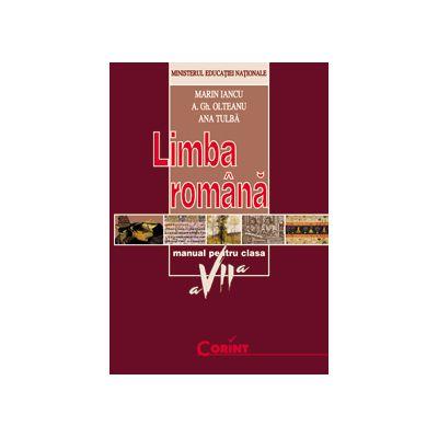 LIMBA ROMANA - Manual pentru clasa a VII-a